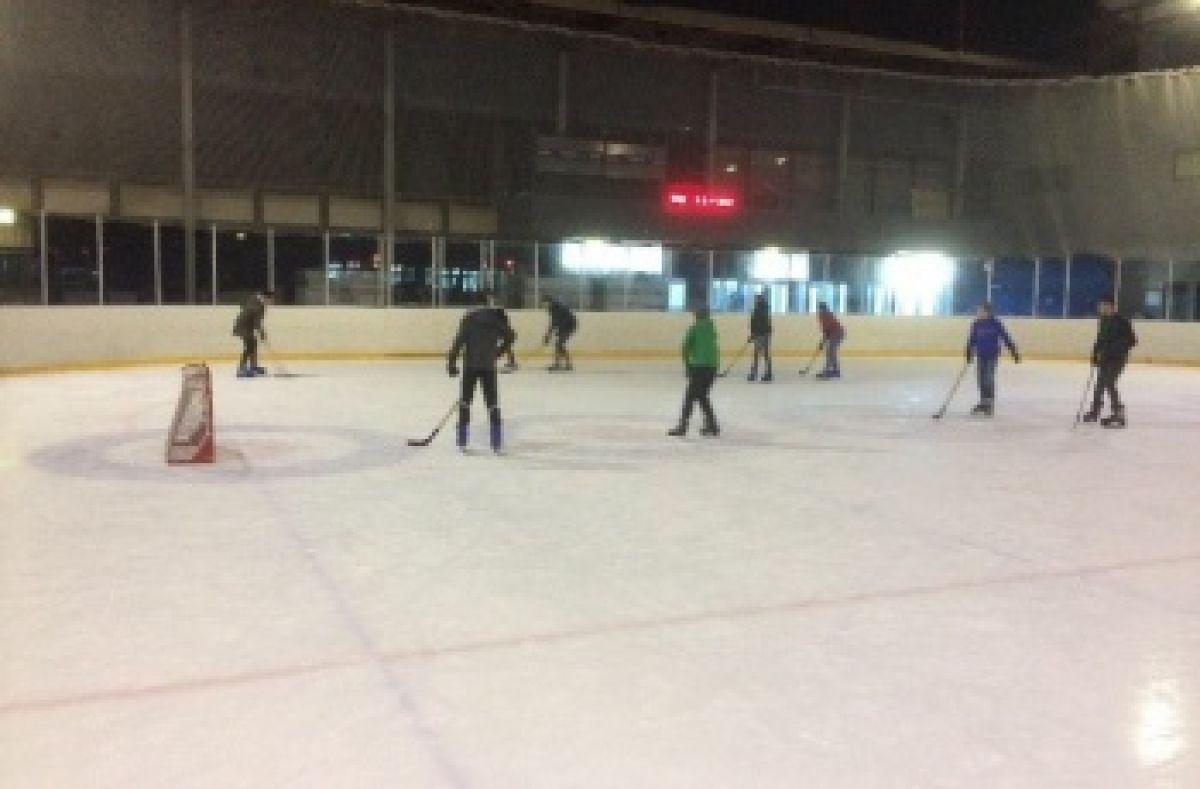 Samen schaatsen!