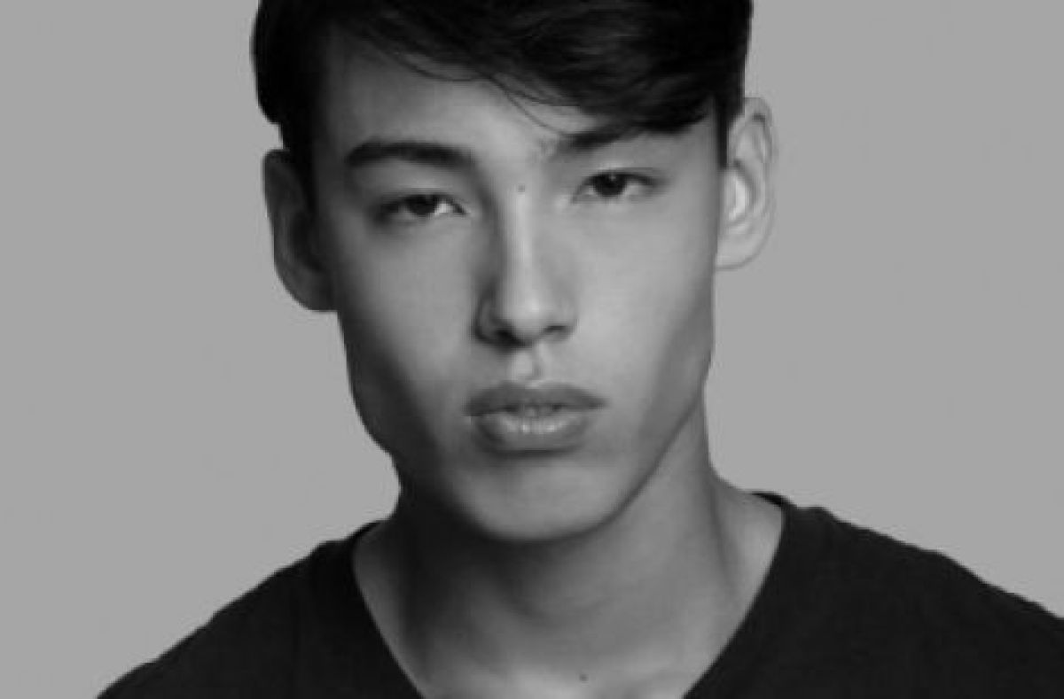 Olivier (16) wint Elite Model Look