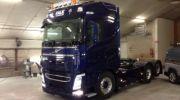 Opbouw nieuwe truck