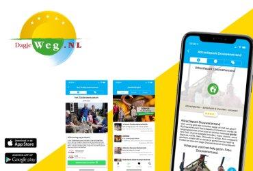 Download de vernieuwde DagjeWeg.NL App