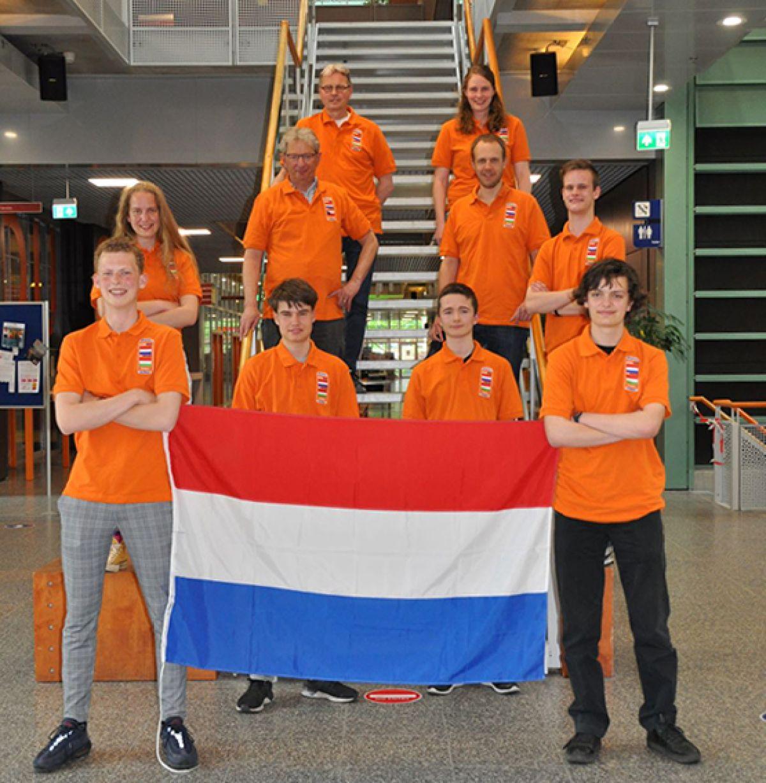 Olympisch Goud voor Kieran Houtgraaf