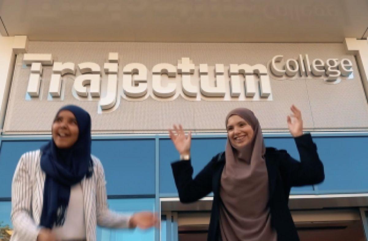 Een dag op het Trajectum College