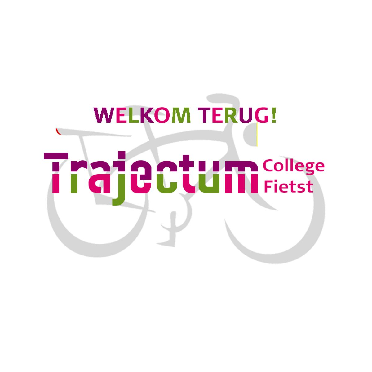 Trajectum College fietst!