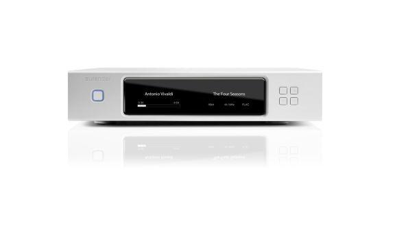 Aurender N10: Het Ultieme Streaming Audio Transport