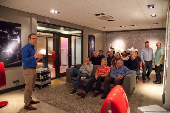 Show Verslag Van Vivid Audio B1 Decade Nu Op Hifi.nl