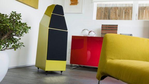 Yvette Austin Yellow Modern Env