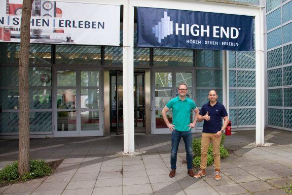Audioxperience Op 5 En 6 Mei Gesloten Ivm Bezoek Aan High End München