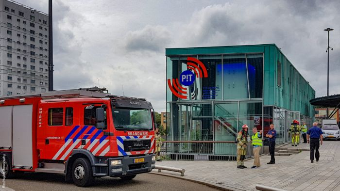 Brandweer & Ambulance demonstratie