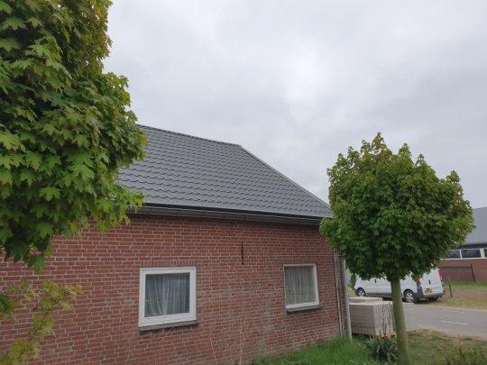 Dakrenovatie in Langenboom
