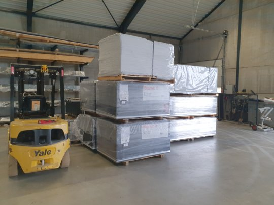 bouwmaterialen voor dak en gevel