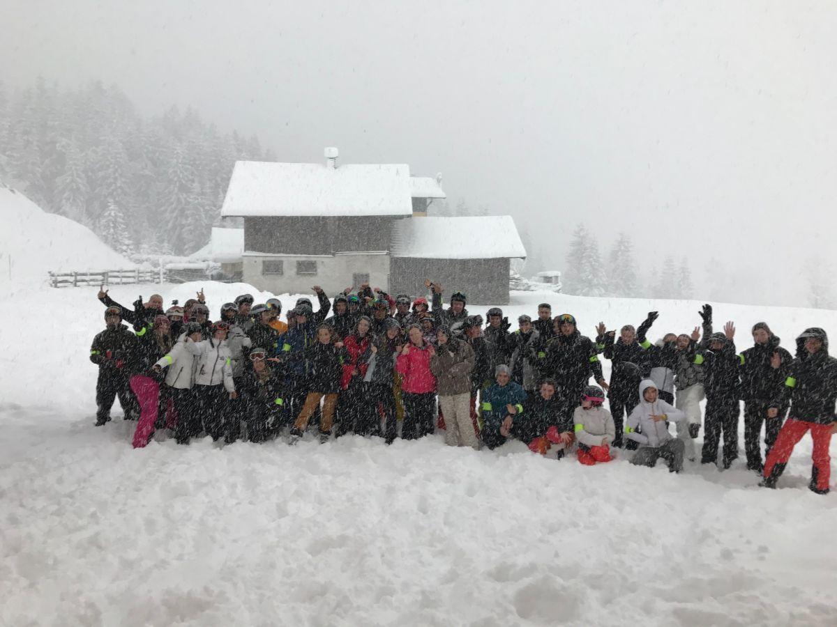 Sneeuwreis was top!
