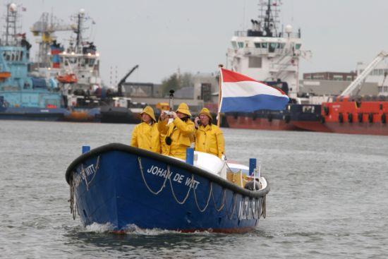 Dagelijkse rondvaart Johan de Witt