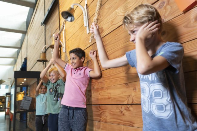 Het Reddingmuseum gaat 1 juni weer open!