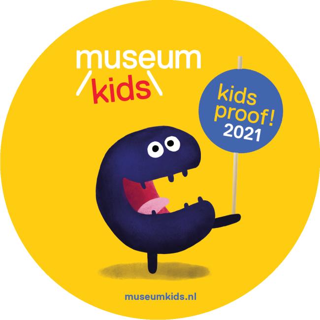 Het Reddingmuseum is weer Kidsproof bevonden!