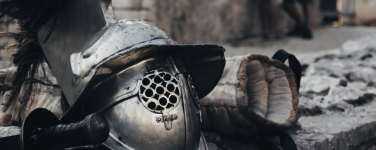 De vier mannelijke archetypen - de strijder