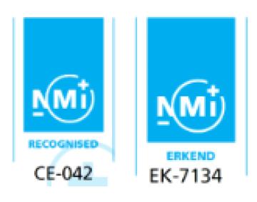 weegtechniek certificaten nmi