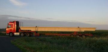 Weegbrug vrachtwagen