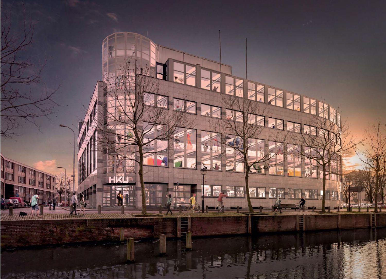 HKU betrekt Molenburg aan de Nieuwe kade
