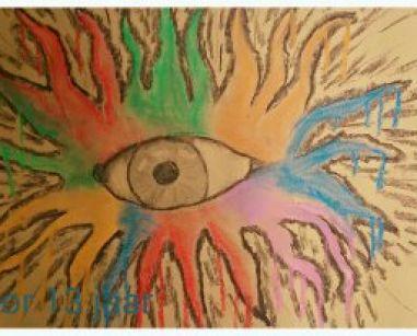 Afbeelding van Ogen en kunst