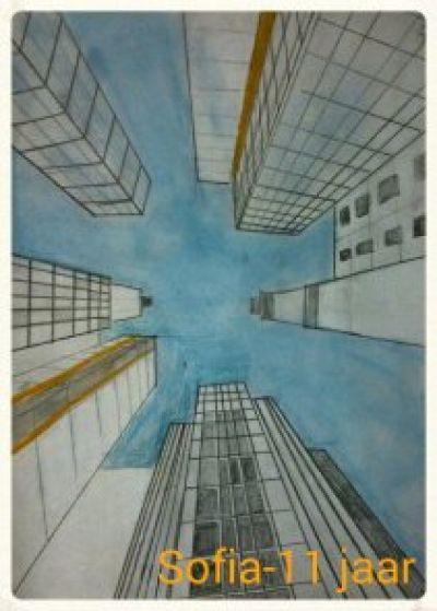 New York in perspectief
