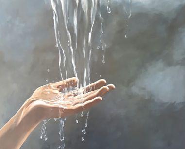 Afbeelding van Living Water