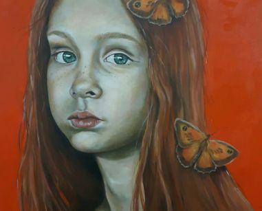 Afbeelding van My orange butterflies