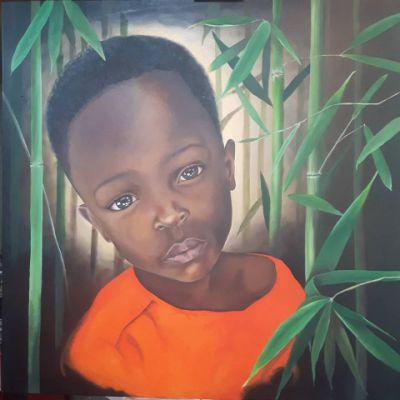 Bamboo Boy
