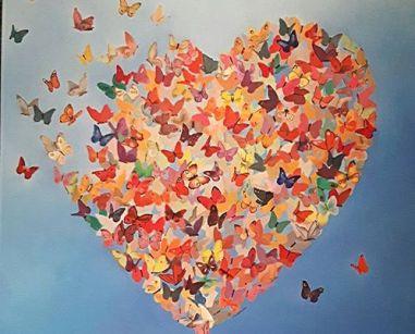 Afbeelding van Vlindervlucht