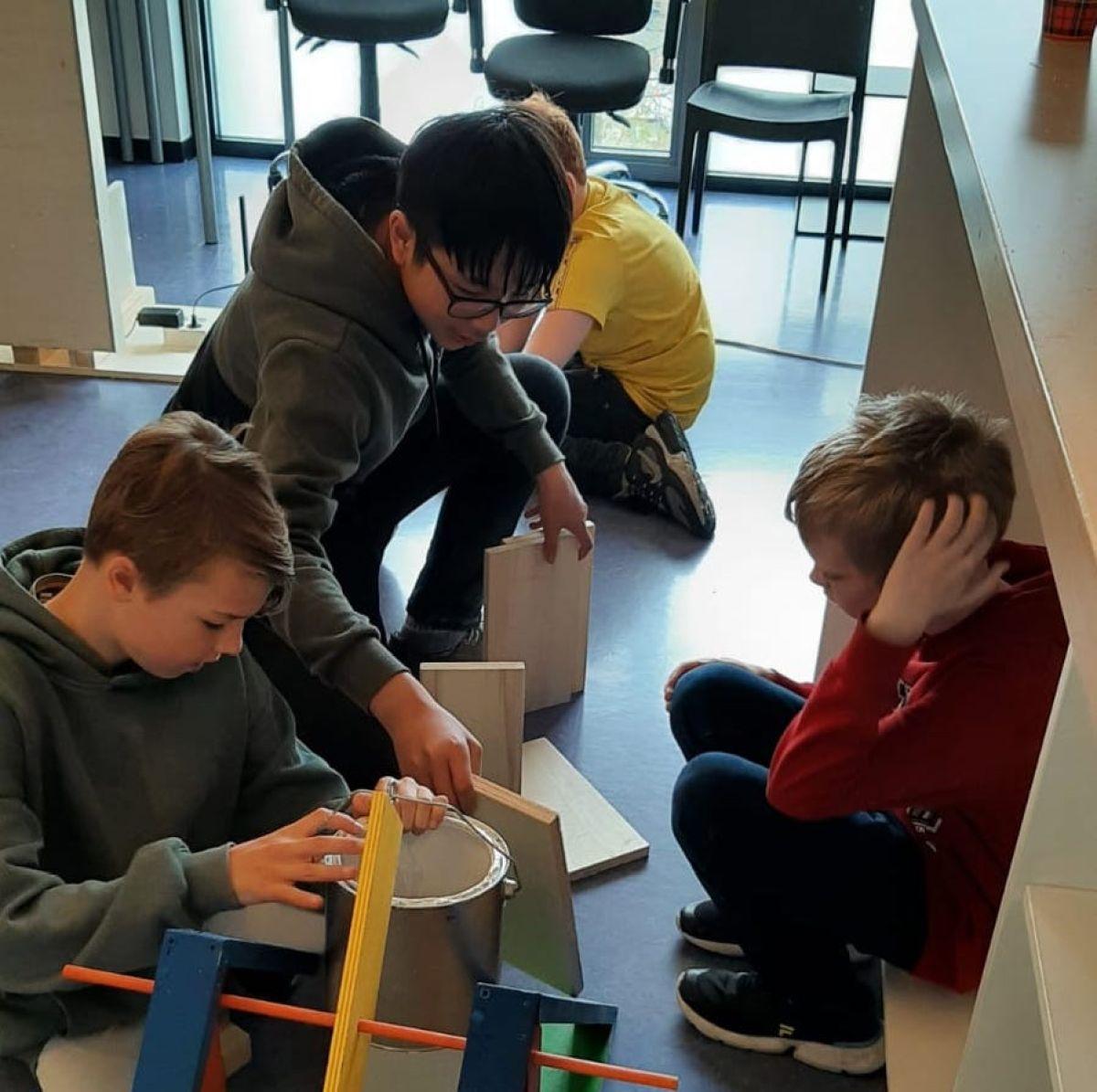 Samenwerking Spoor 10-14 & Bossche Vakschool