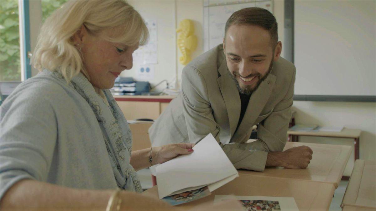 Documentaireserie 'Karim pakt zijn kans' over 10-14 onderwijs