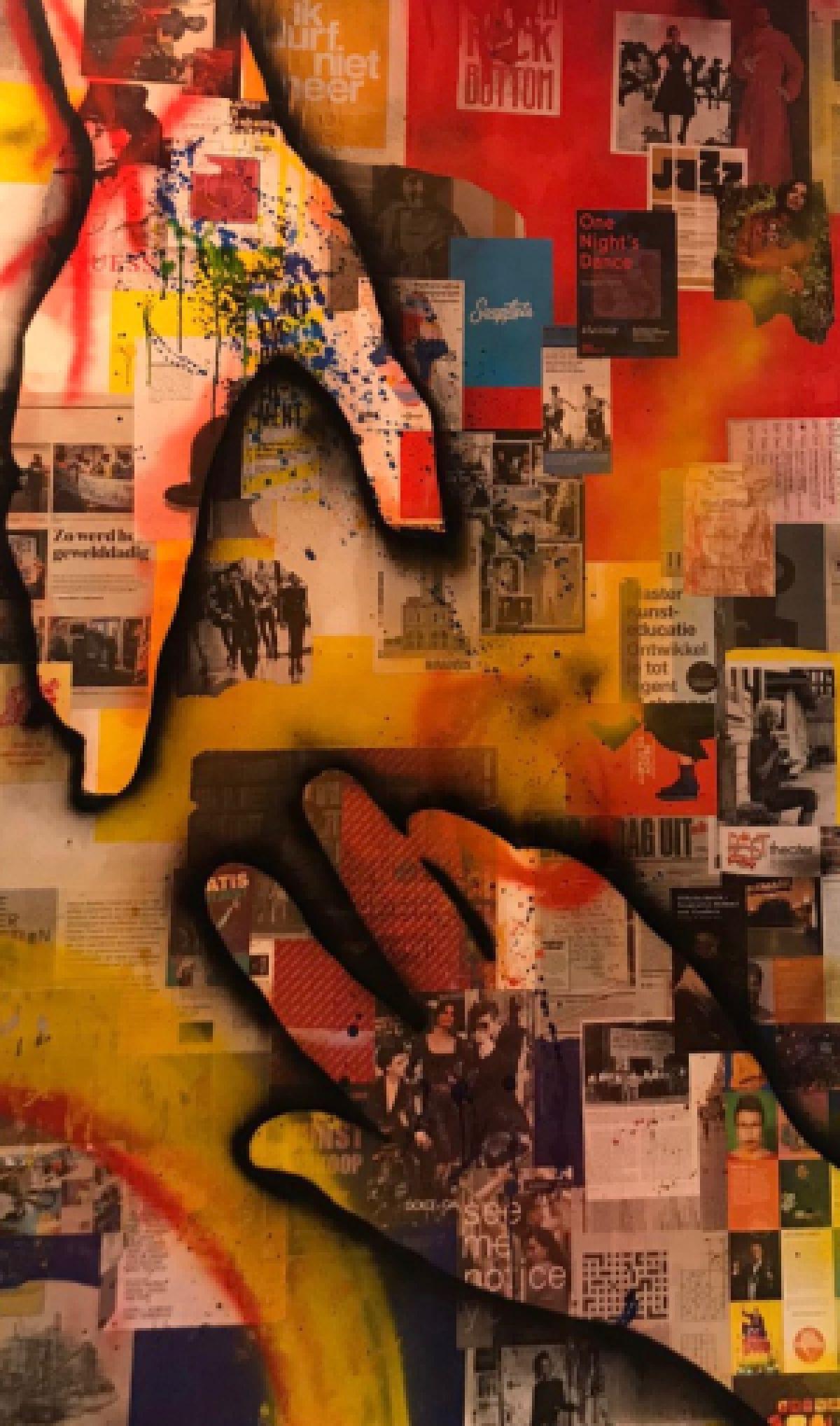 USG kunstexpositie