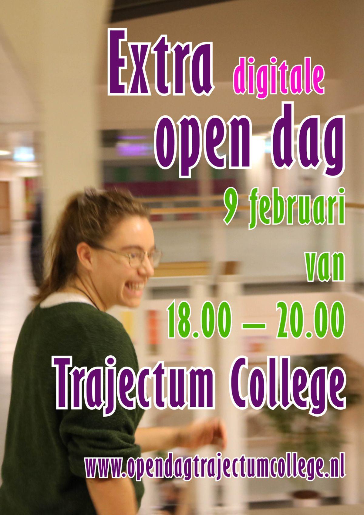 Extra open dag