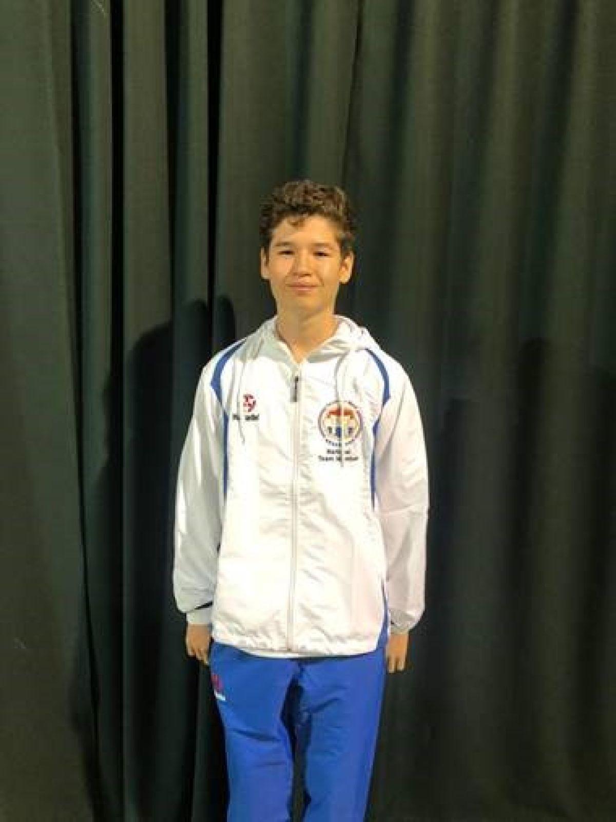 LOOT-leerling Floris Sujecki (15) voert wereldranglijst karate aan