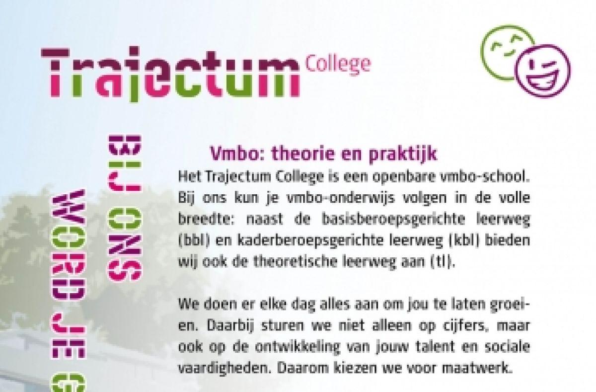 Trajectum College info
