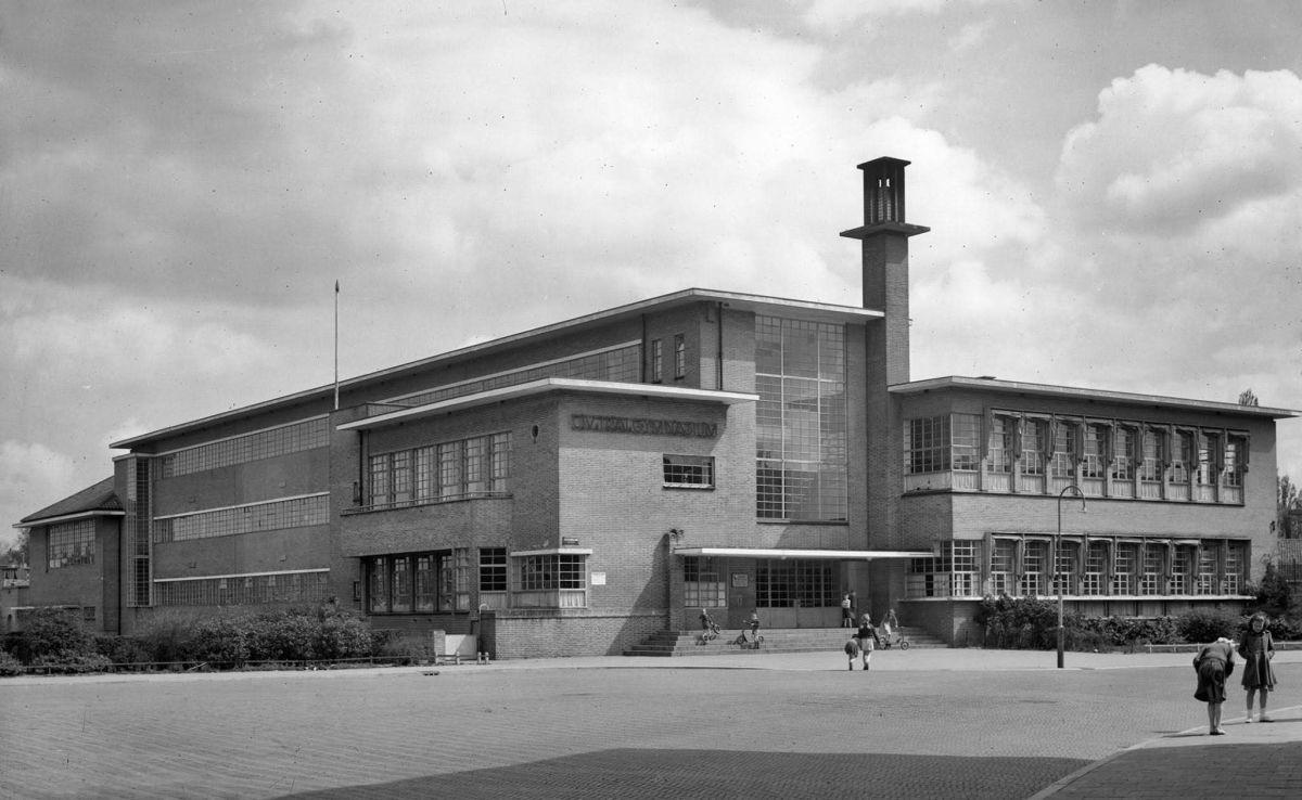 Ons voormalige schoolgebouw