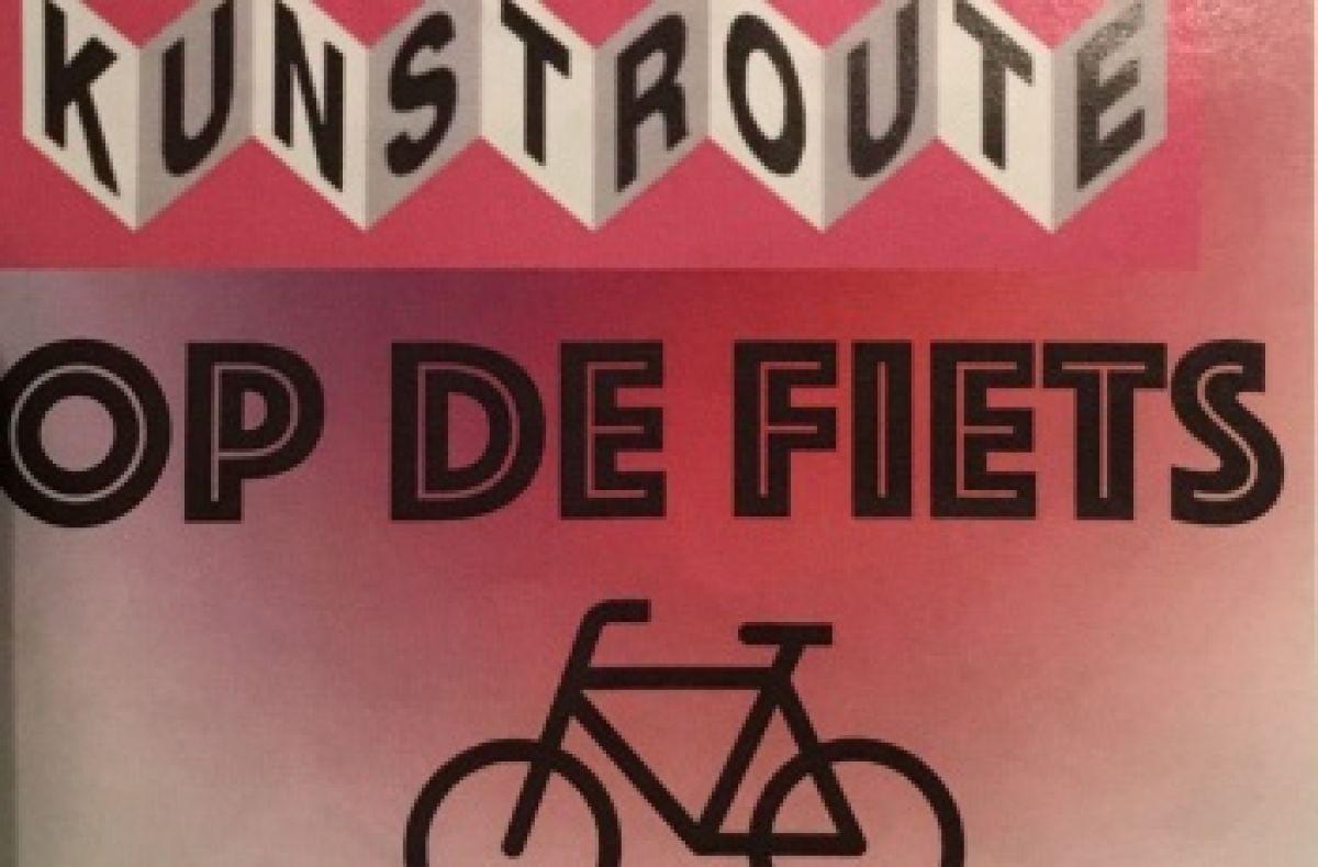 Kunstroute op de fiets