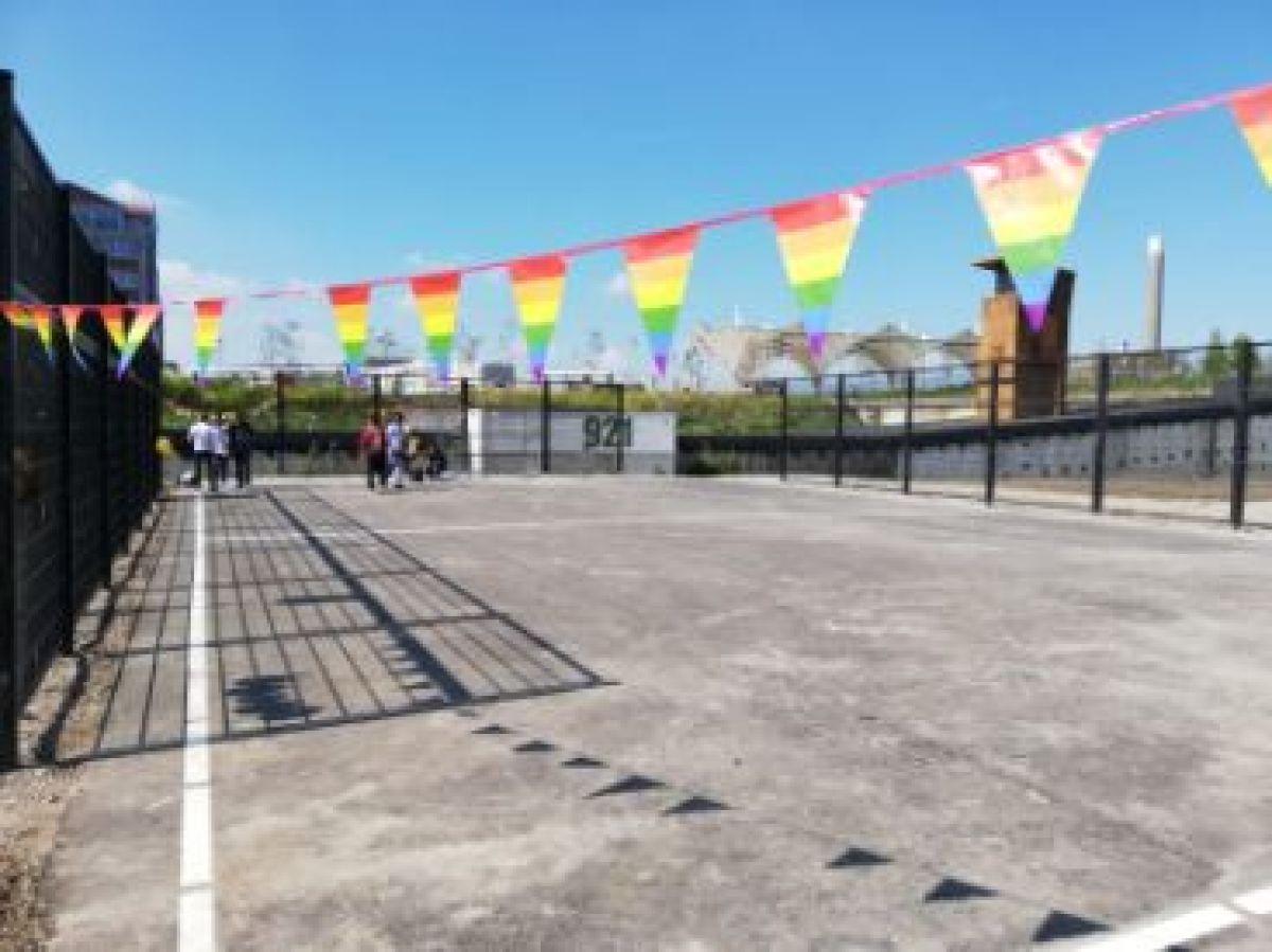 Teenspot: nieuwe ontmoetingsplek voor jongeren geopend