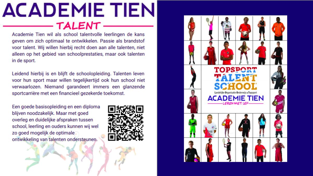 Topsport Talent school