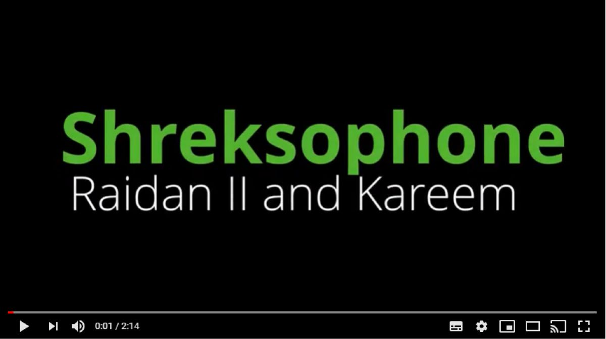 Coole work-out video van Kareem en Raidan