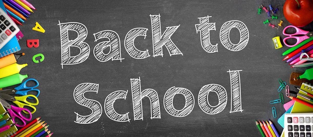 Start schooljaar: woensdag 1 september