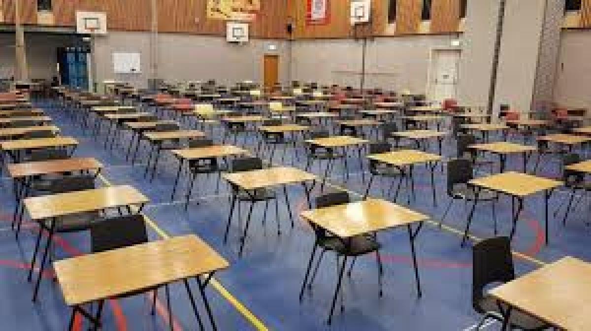 Aanpassing planning examens