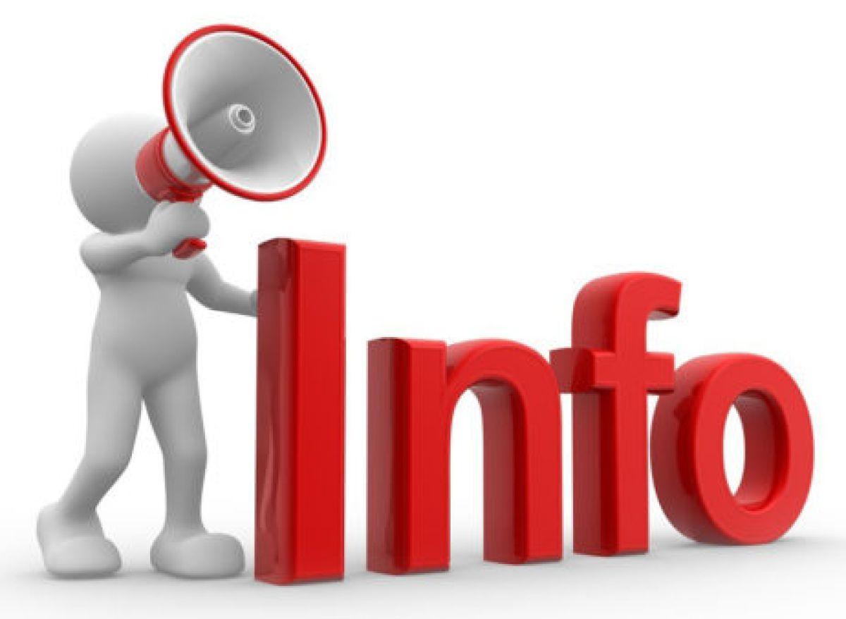 Belangrijke informatie voor ouders en verzorgers
