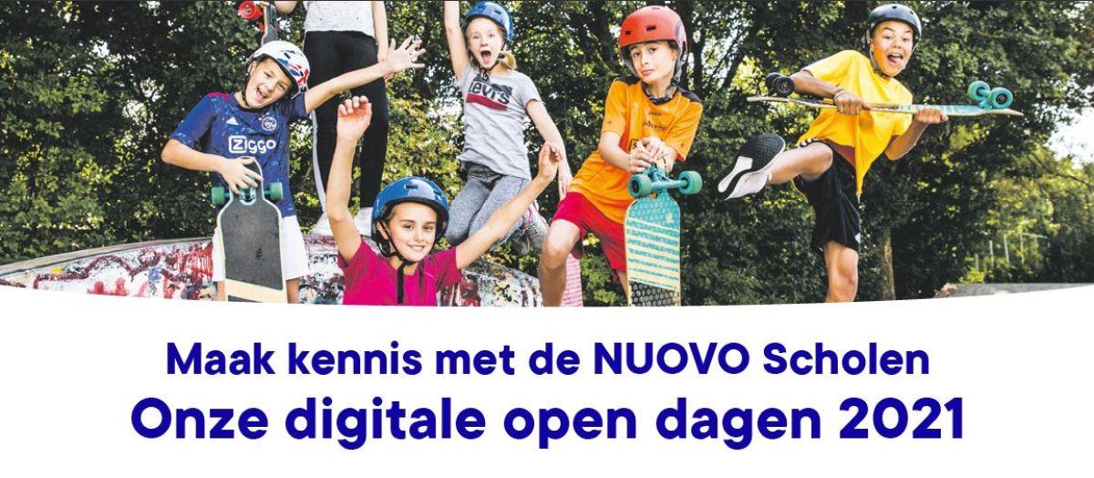 Onze digitale open dagen 2021