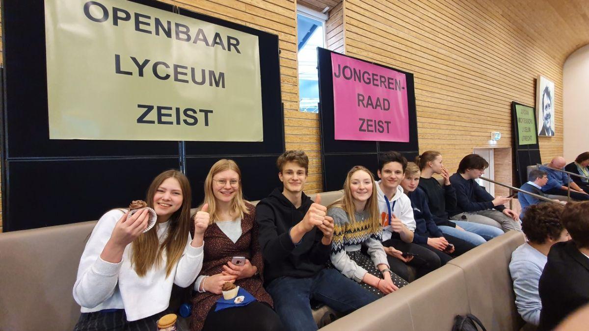 OLZ doet mee aan Zeister scholierendebat