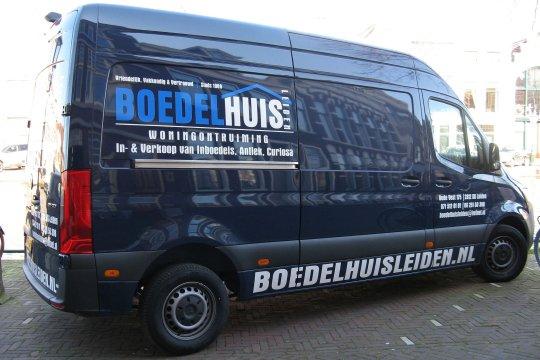 Boedelhuis Leiden auto