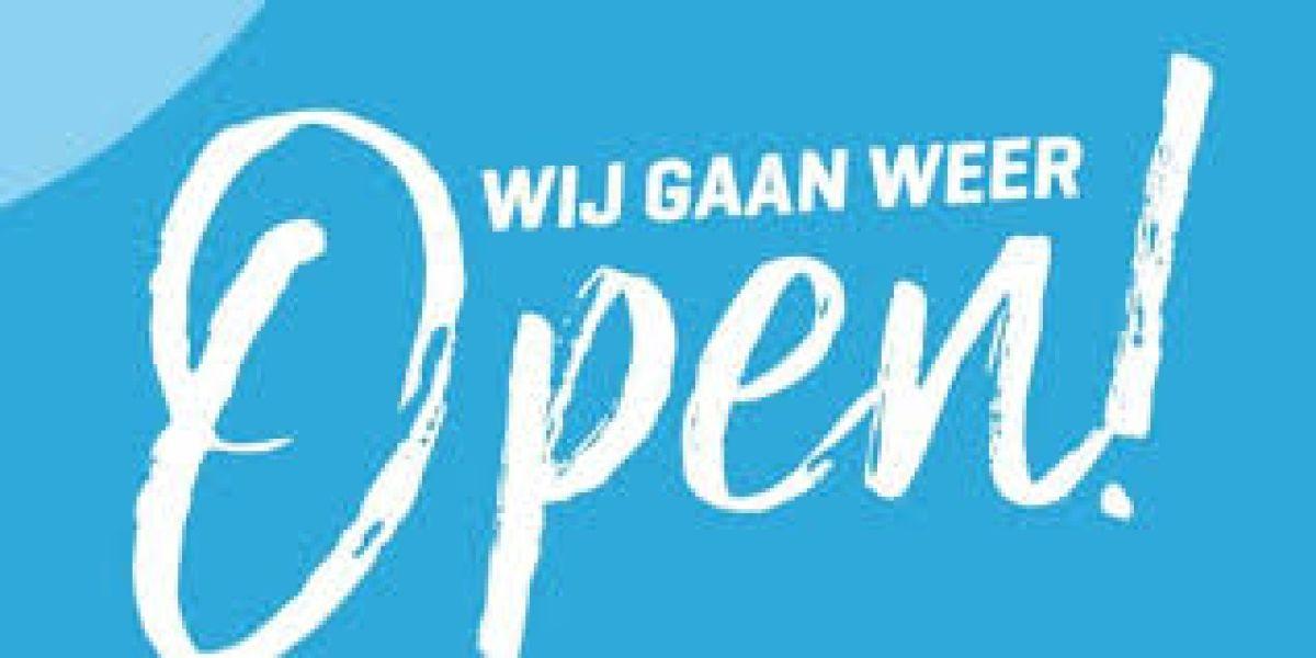 10 februari schoolgebouwen weer open