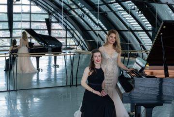 1e prijs: Duo Moine ou Voyou - Tamara Bounazou & Anna Giorgi
