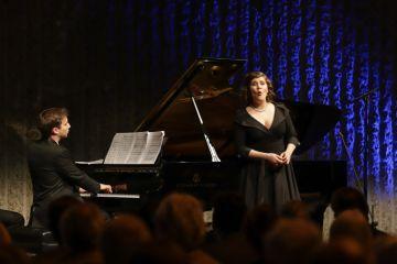 Mezzosopraan Ema Nikolovska & pianist Michael Sikich - 53e IVC LiedDuo 2019