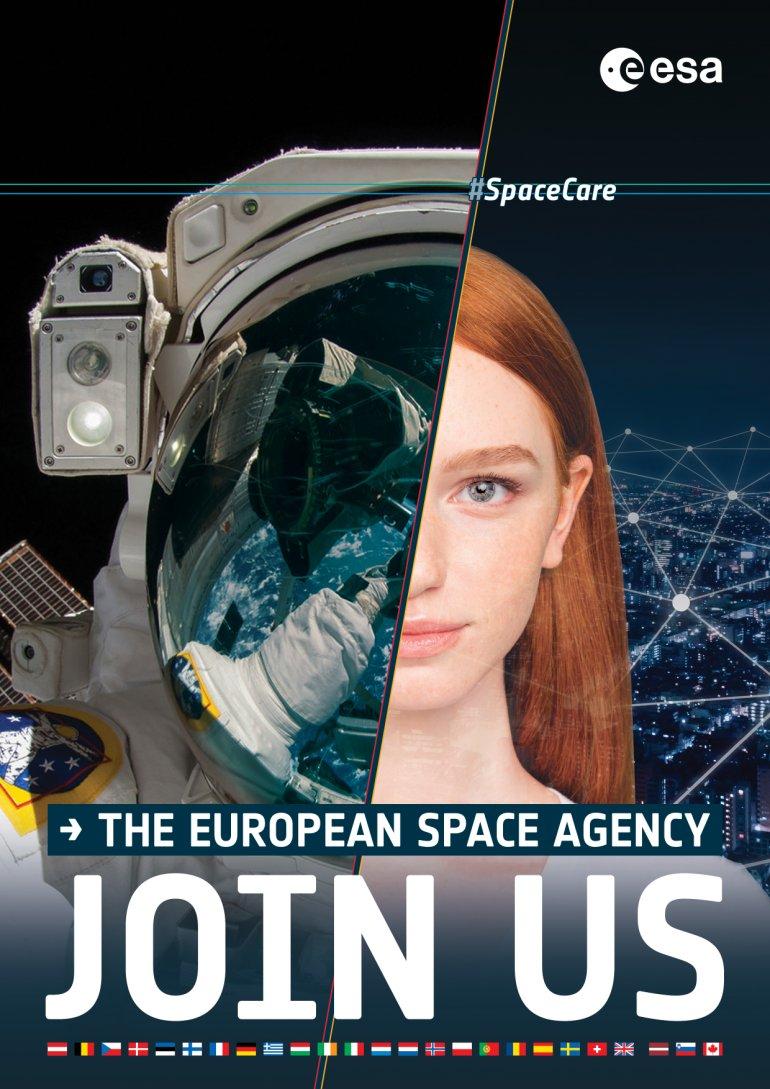 ESA afbeelding campagne
