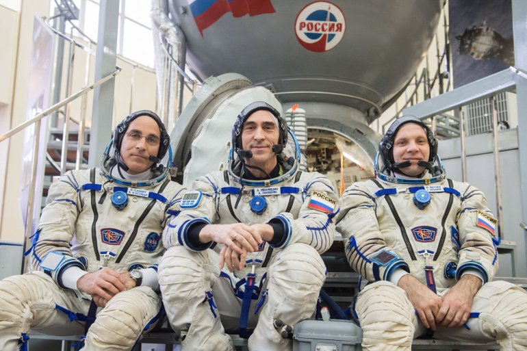 Expedition 63